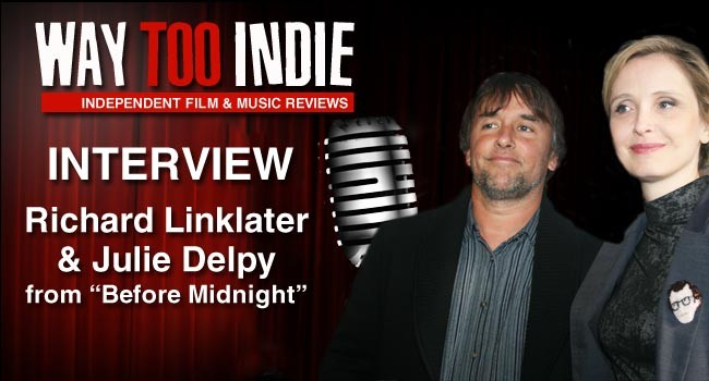 Interview: Richard Linklater & Julie Delpy of Before Midnight – Part 2