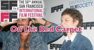 On the Red Carpet of SFIFF – Photos of Michael Cera, Richard Linklater, George Lucas & more Film Festival