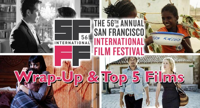 2013 SFIFF Wrap-Up and Top 5