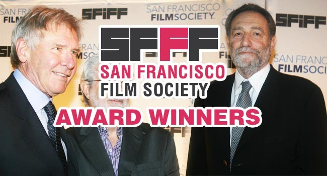 2013 San Francisco Film Society Awards Awards