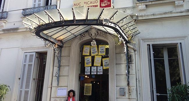 Studio 13 MJC Picaud
