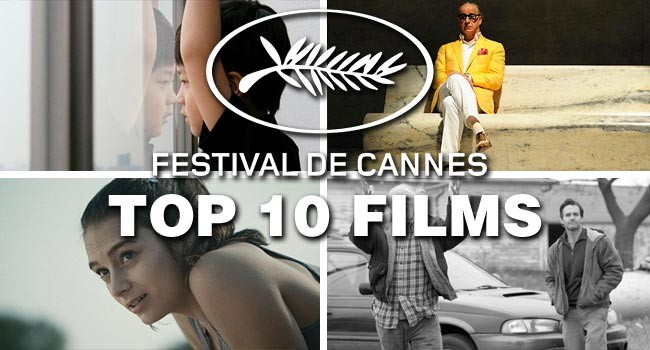 Cannes 2013 Top 10 Films Features