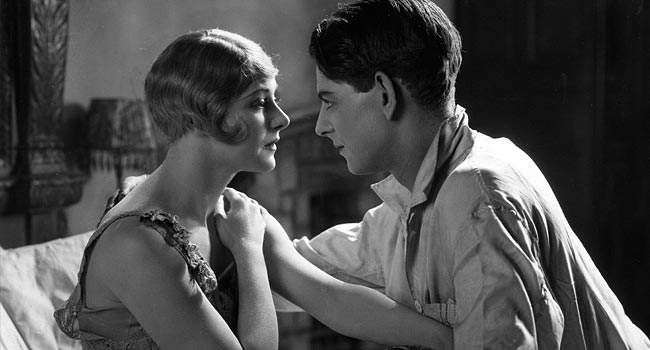 Easy Virtue silent movie