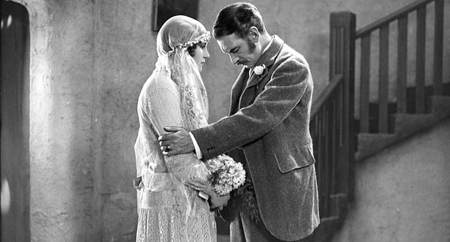 The Farmer's Wife silent movie