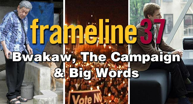 Frameline37 Reviews: Bwakaw, The Campaign, Big Words