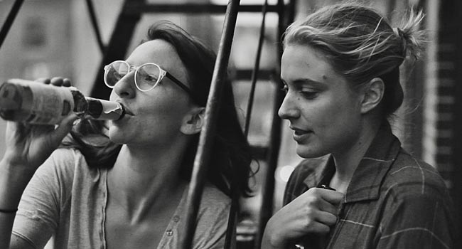 Frances Ha indie movie review