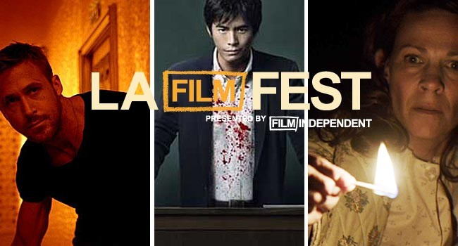 LA Film Fest Reviews: Only God Forgives, Lesson of Evil, The Conjuring