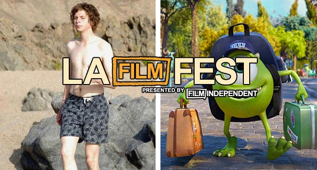 LA Film Fest Reviews: Crystal Fairy and Monsters University