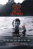 Much Ado About Nothing Movie cover