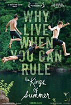 The Kings of Summer Movie cover