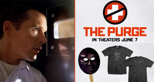 Giveaway: The Purge Exclusive T-Shirt
