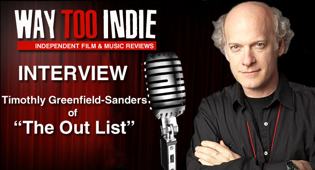 Interview: Timothy Greenfield-Sanders of The Out List