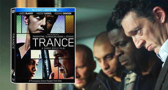 Trance on Blu-ray & DVD July 23rd