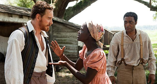 Watch: 12 Years A Slave trailer