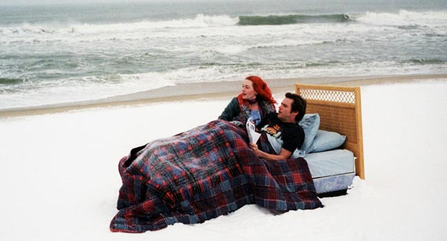 Eternal Sunshine of the Spotless Mind movie