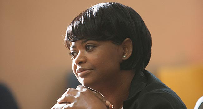 Octavia Spencer of Fruitvale Station