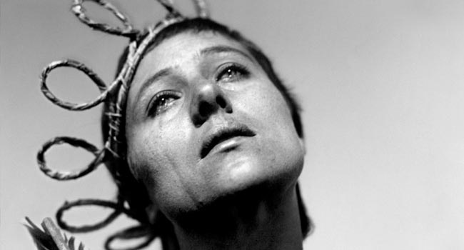 The Passion of Joan of Arc silent film