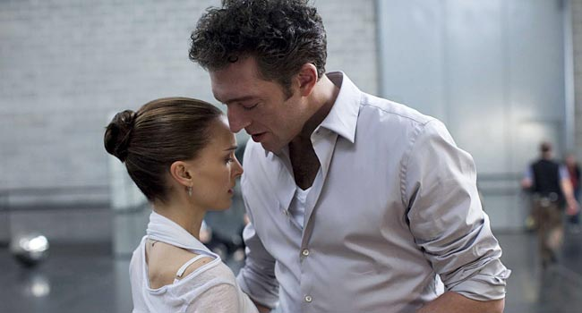 Vincent Cassel in Black Swan