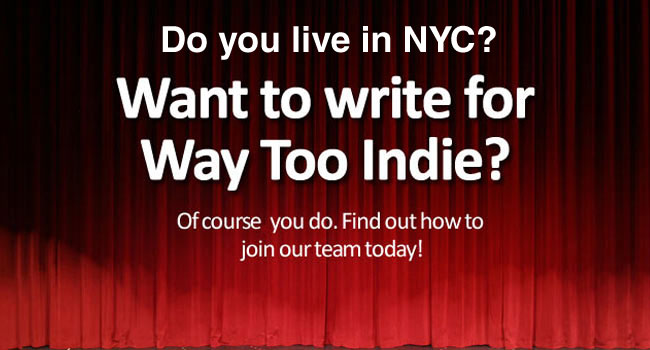 Want to Write For Way Too Indie? News