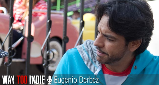 Interview: Eugenio Derbez of Instructions Not Included