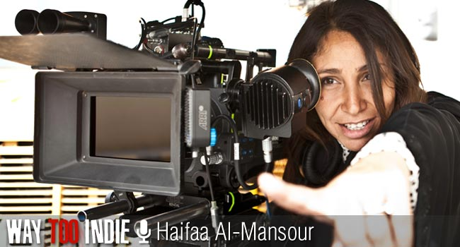 Interview: Haifaa Al-Mansour of Wadjda