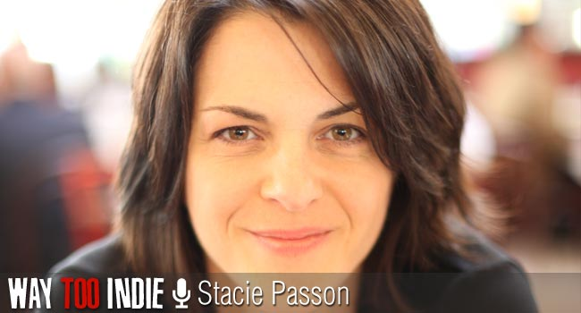 Interview: Stacie Passon of Concussion