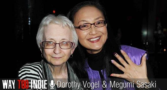 Interview: Megumi Sasaki and Dorothy Vogel of Herb and Dorothy 50X50