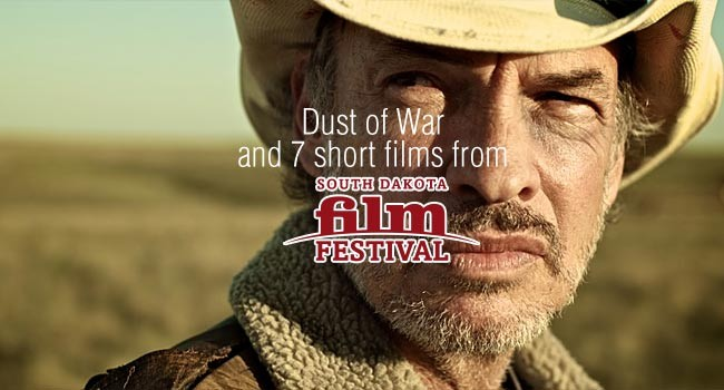 South Dakota Film Festival: Dust of War and 7 short films