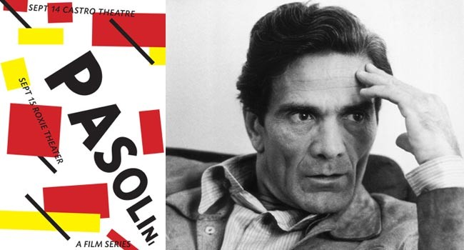 Pasolini Film Series Hits San Francisco This Weekend
