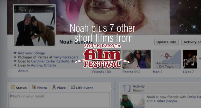 South Dakota Film Festival: Noah and 7 other short films