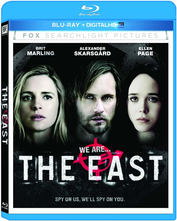 The East Blu-ray cover