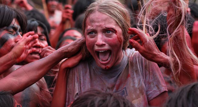 The Green Inferno movie