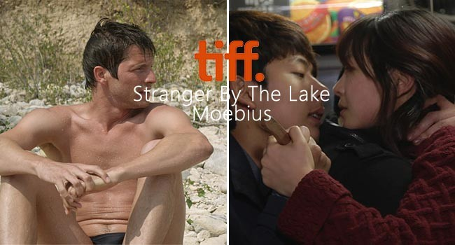 TIFF 2013: Stranger By The Lake & Moebius
