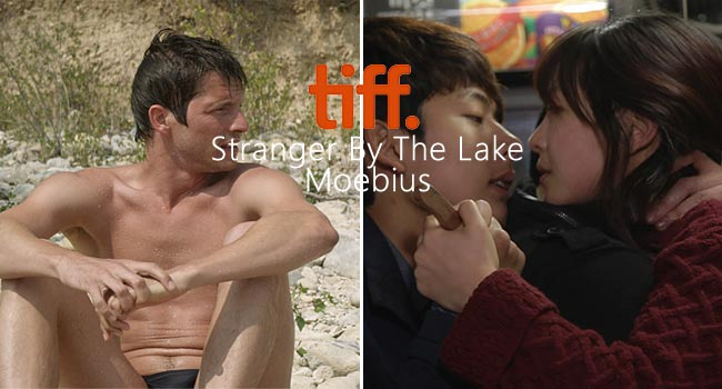 TIFF 2013: Stranger By The Lake & Moebius Film Festival