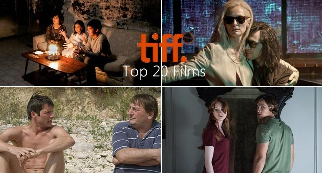 TIFF 2013: Top 20 Films of the Festival Film Festival