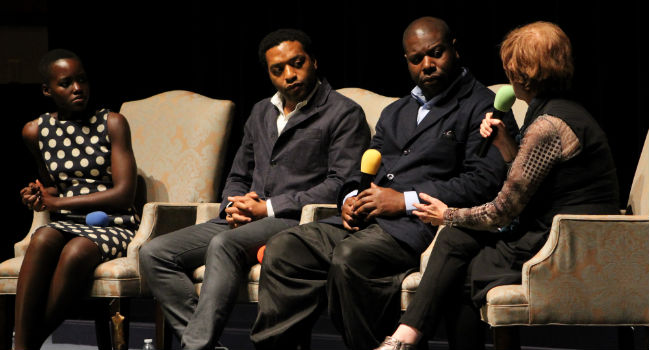 12 Years a Slave Q&A (Mill Valley Film Festival)