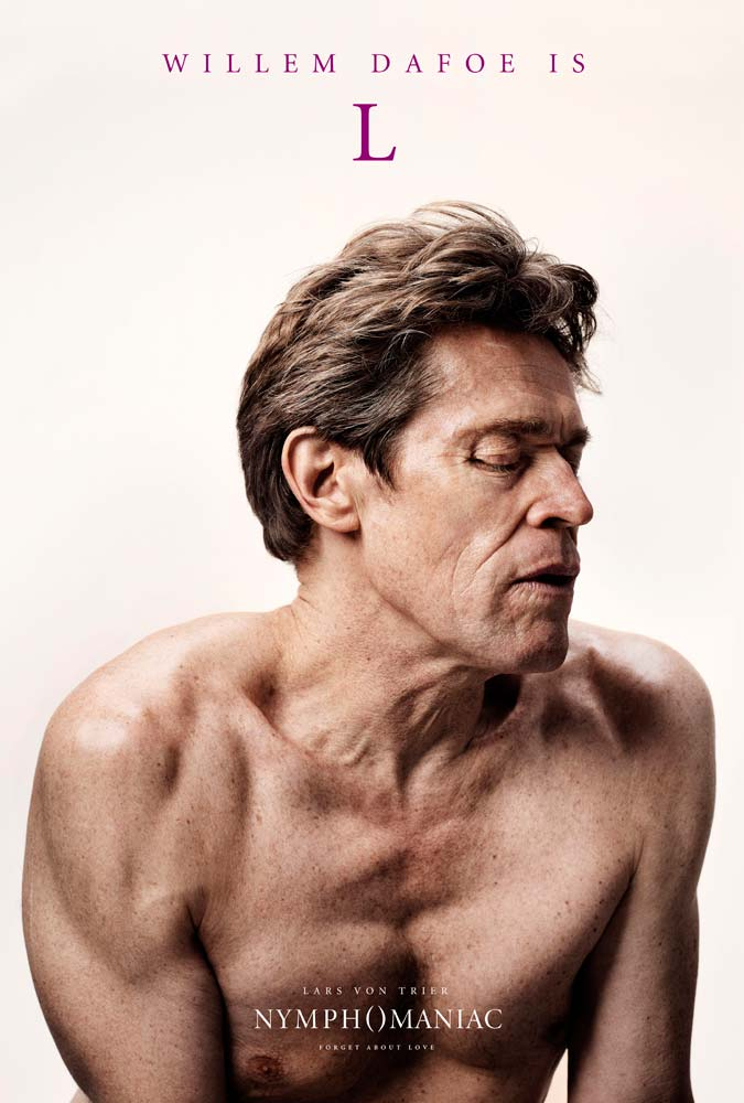 Willem Dafoe as L