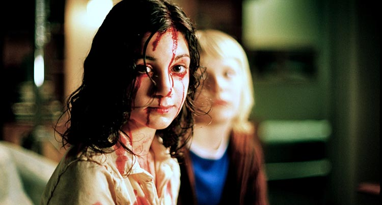 Let the Right One In horror movie