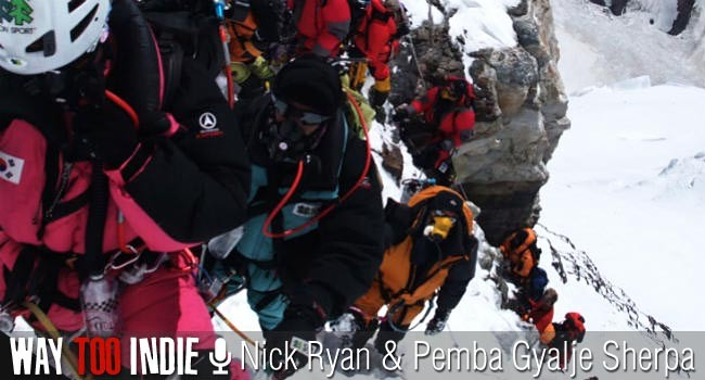 Interview: Nick Ryan and Pemba Gyalje Sherpa of The Summit