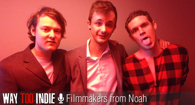Interview: Walter Woodman, Patrick Cederberg & Matthew Kinch of Noah
