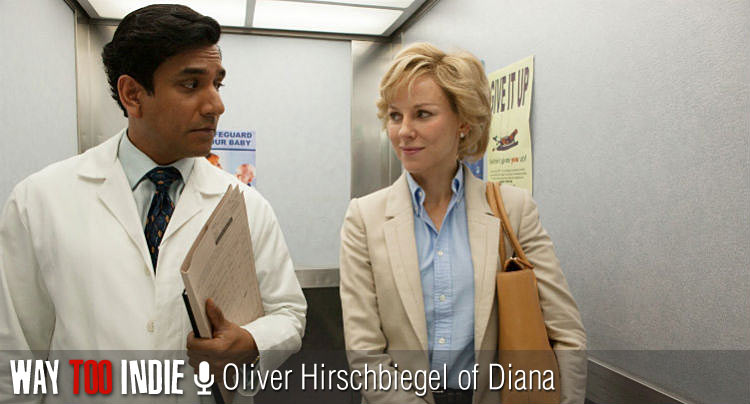 Oliver Hirschbiegel talks 'Diana', Preserving the Princess' Legacy