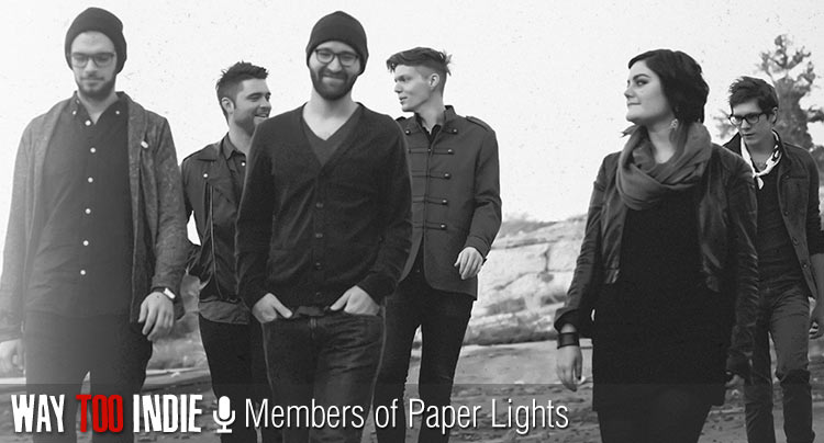 Paper Lights talks about their upcoming album and the beautiful journey of questioning
