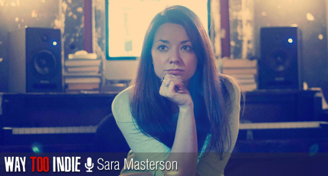 Sara Masterson explains the inspiration behind her new album and growing up in the Midwest