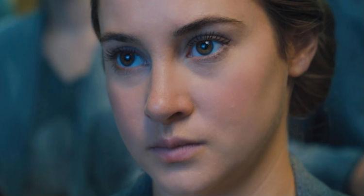Divergent Trailer Premiere