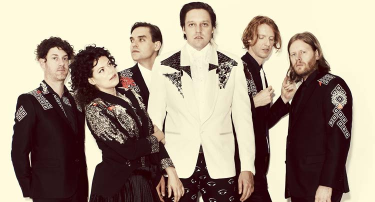 Arcade Fire – Reflektor Music