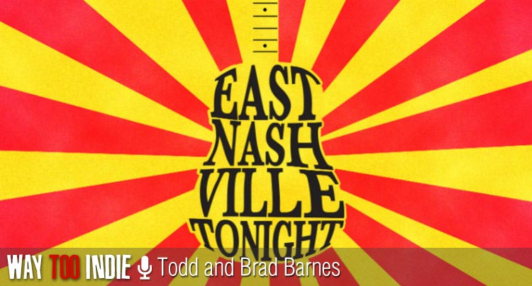 The Barnes Brothers Call 'East Nashville Tonight' Their 'Hypothetical Documentary' Interview