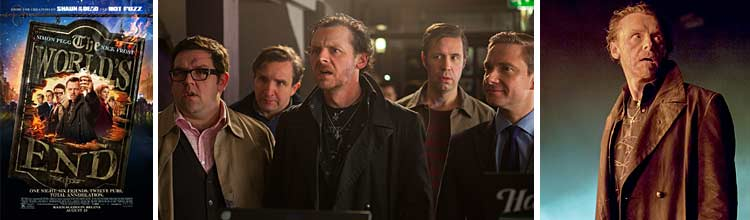 The World's End movie