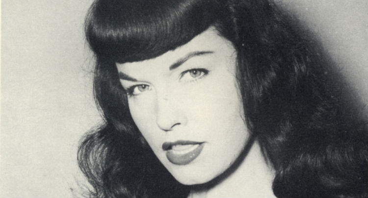 Bettie Page couple