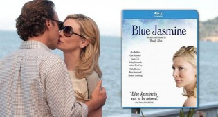 Giveaway: Blue Jasmine Blu-ray