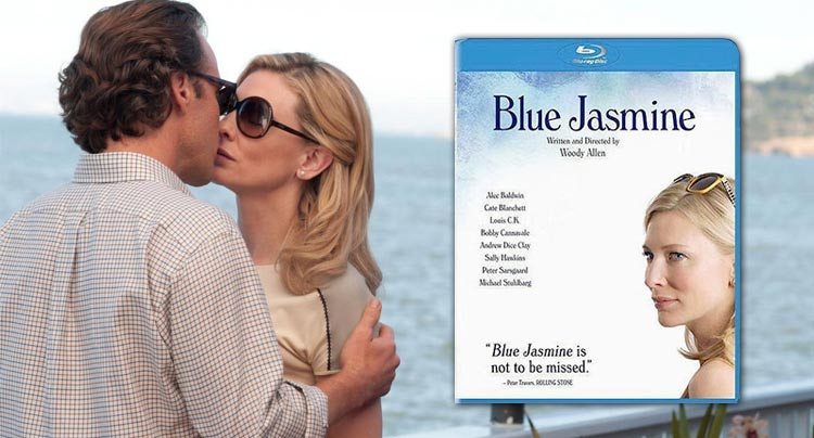 Giveaway: Blue Jasmine Blu-ray News